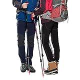Mountaintop Trekkingst?cke - Wanderst?cke - verstellbare Teleskopst?cke f¨¹r Trekking und Wanderungen, 62cm- 135cm,1 Paar, -