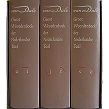 Groot woordenboek der Nederlandse taal (Van Dale Dictionaries)