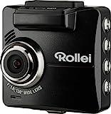 Rollei CarDVR-310 - Videocamera per Auto - Risoluzione Video 2k - Con GPS e Sensore G - Nero