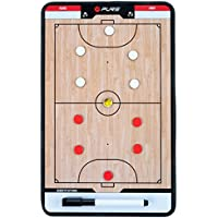 pure2i mprove Training Board Indoor Soccer, Wei & szlig/Beige/Nero, 35 x 22 cm