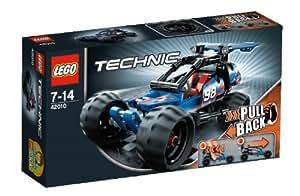 LEGO Technic - 42010 - Jeu de Construction - Le Buggy Tout-Terrain