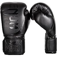 Venum Challenger 2.0 Guantes de Boxeo, Unisex Adulto, Negro Matte, 12 oz