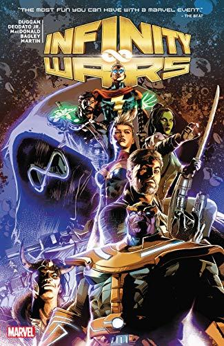 Infinity Wars (Infinity Wars (2018)) (English Edition)