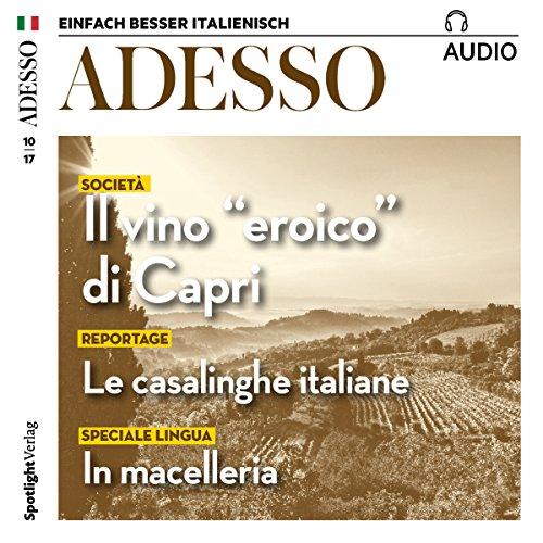 Capri-wein (ADESSO Audio - Il vino