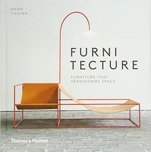 Furnitecture: Furniture That Transforms Space por Anna Yudina
