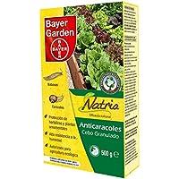 Bayer Garden Natria - Anticaracoles en Cebo Granulado con Ferramol, 500 g