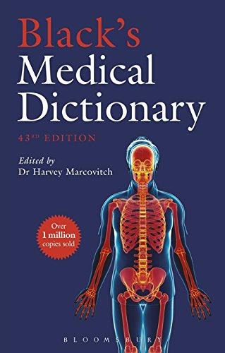Black's Medical Dictionary por Harvey Marcovitch
