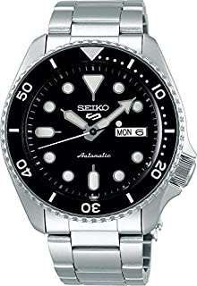 Seiko Men's Analogue Automatic Watch with Stainless Steel Strap SRPD55K1 (B07WGML3VN)   Amazon price tracker / tracking, Amazon price history charts, Amazon price watches, Amazon price drop alerts