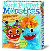 4m Sock Puppet Monsters