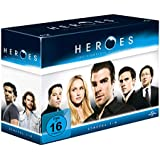 Heroes: The Complete Collection - Staffel 1-4 [Limited Edition] [17 Blu-rays] [Blu-ray]
