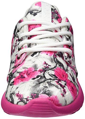 Primigi Mädchen Pdc 7288 Low-Top Pink (BIANCO-FUXIA)