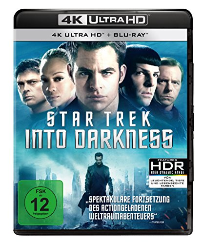 Star Trek 12 - Into Darkness (4K Ultra HD) (+ Blu-ray)