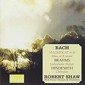Robert shaw, chef d'orchestre [Import anglais]