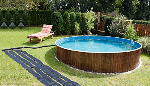 Riscaldatore solare nemaxx sh6000 solar 6 m - Pannello solare per piscina ...