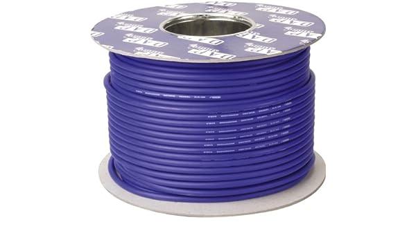 DAP DIG-110 AES-EBU 110 Ohm Digital Cable Blue DMX: Amazon.de ...
