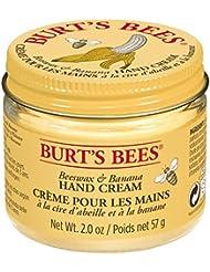Burt's Bees Handcreme mit Bienenwachs und Banane, 1er Pack (1 x 57g)