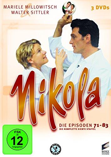 Nikola - Die Episoden 71-83 [3 DVDs]