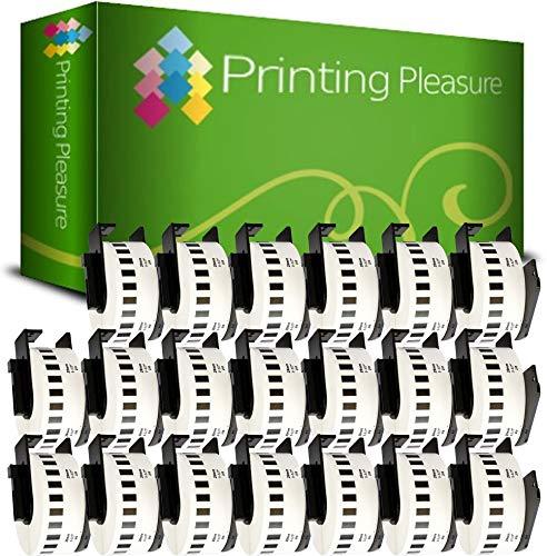 Printing Pleasure DK 22210 29mm x 30.48m Pack 20 Cintas