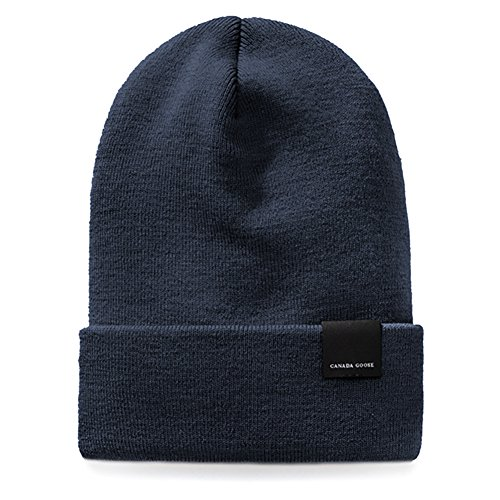 Canada-Goose-Ladies-Ranger-Toque-Navy-One-Size