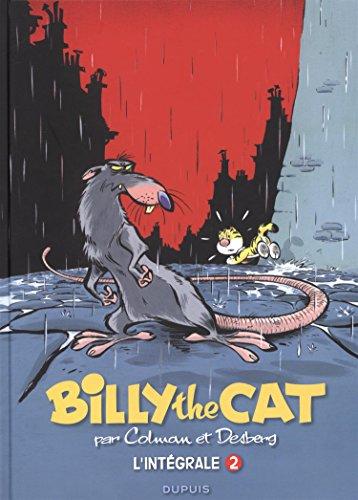 BILLY the CAT - L'intégrale - tome 2 - L'intégrale Colman - Desberg 1995 - 1999