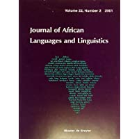 Journal of African Languages and Linguistics [Jahresabo]