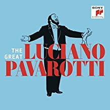 The Great Luciano Pavarotti [Import allemand]