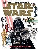 Star WarsTM Das große Stickerbuch: Die komplette Saga