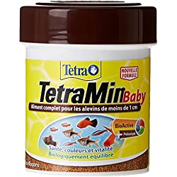 Tetra TetraMin Baby–Alimento completo para alevín–66ml