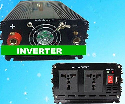 Gowe onda sinusoidale modificata inverter 3000W di picco 6000W DC 12V/24V/48VTO AC 220V convertitore di alimentazione con batteria carica