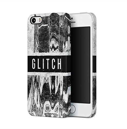 Glitch Trippy Lsd Drop Acid Not Bombs Apple iPhone 5 / iPhone 5S / iPhone SE SnapOn Hard Plastic Phone Protective Fall Handyhülle Case Cover (I Phone 5 Fällen Trippy)
