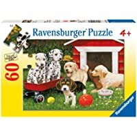 Puppy Party 60 PC Puzzle