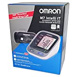 Omron Men's M7 Blood Pressure Measuring Monitor 3 Line Lcd Display Bp Accessories by Omron