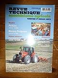 Occasion, REVUE TECHNIQUE TRACTEUR AGRICOLE ET MACHINISME MASSEY-FERGUSON d'occasion  Livré partout en Belgique