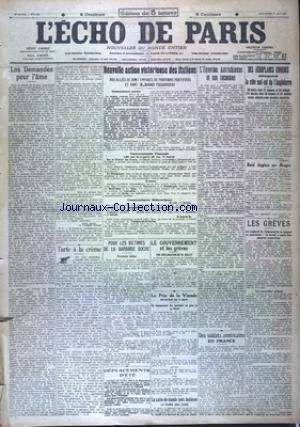 ECHO DE PARIS (L') [No 11972] du 27/05/1917