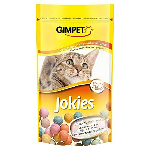 GIMPET Snack per gatto jokies gr. 50 - Snack per gatto