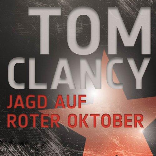 Buchseite und Rezensionen zu 'Jagd auf Roter Oktober' von Tom Clancy