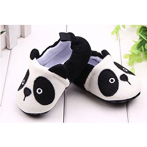 Antibeleg Baby Beiläufige 3 Größe Kinder M Gootrades Jungen Mädchen Cartoon Schuhe Panda Yqx7ETwRZ