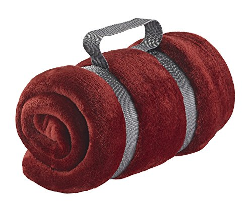 lewis-n-clark-microplush-blanket-burgundy-one-size