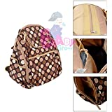 Baby Grow COLORLAND Diaper Wet Bag Backpack/Baby Bags/Mom Travel Maternity Bag (Brown)