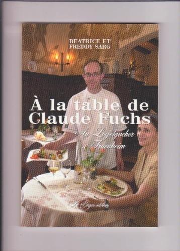 A la table de Claude Fuchs