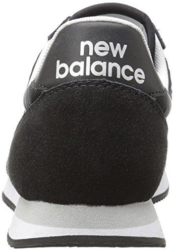 New Balance U220, Baskets Mixte Bébé Noir (Black)