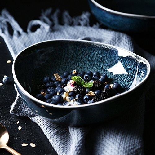 Kreative Töpfchen Schüssel Kreative Tafelsilber Ramen Suppe Schüssel Obst Platte