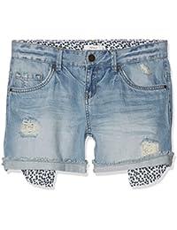 Name It Nitabelli Reg Dnm Shorts Nmt, Jeans Fille