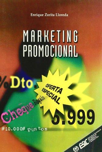 Marketing Promocional por Enrique Zorita Lloreda