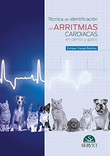 Técnicas de identificación de arritmias cardiacas en perros y gatos - Libros de veterinaria - Editorial Servet