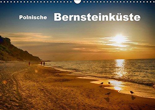Polnische Bernsteinküste (Wandkalender 2015 DIN A3 quer): Die Polnische Ostseeküste von Stettin bis Danzig (Monatskalender, 14 Seiten) (CALVENDO Orte)