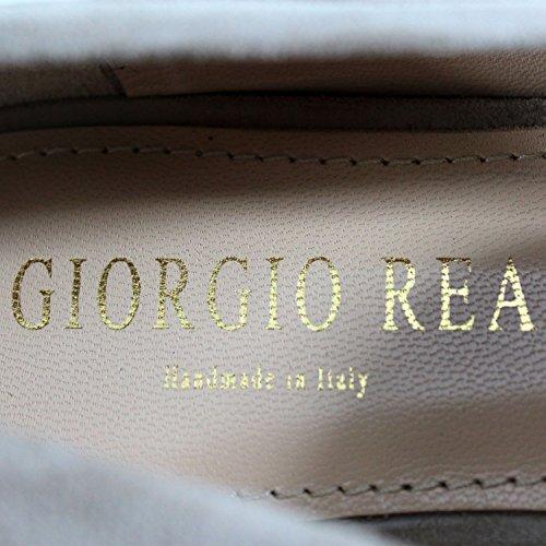 GIORGIO REA femmes mocassins chaussures faites à la main en Italie confortable élégant à la mode enfiler Corde