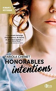 Honorables intentions par Fabiola Chenet