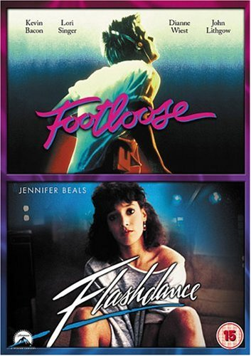 Footloose/Flashdance [DVD]