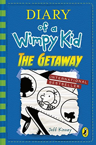 Diary of a Wimpy Kid: The Getaway (book 12) (English Edition) por Jeff Kinney